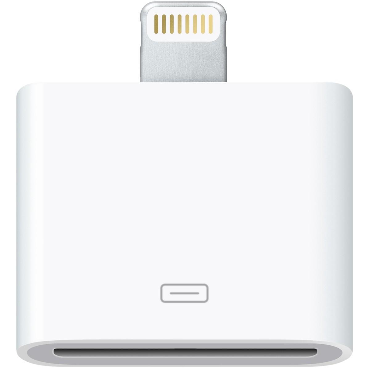 Apple Lightning към 30-pin адаптер