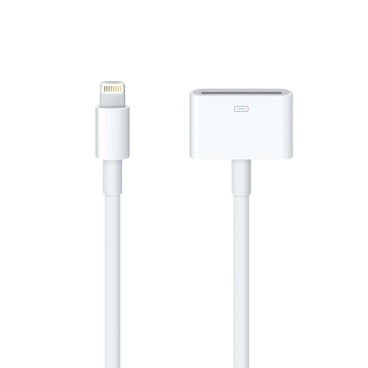 Apple Lightning към 30-pin адаптер - 0,2 м