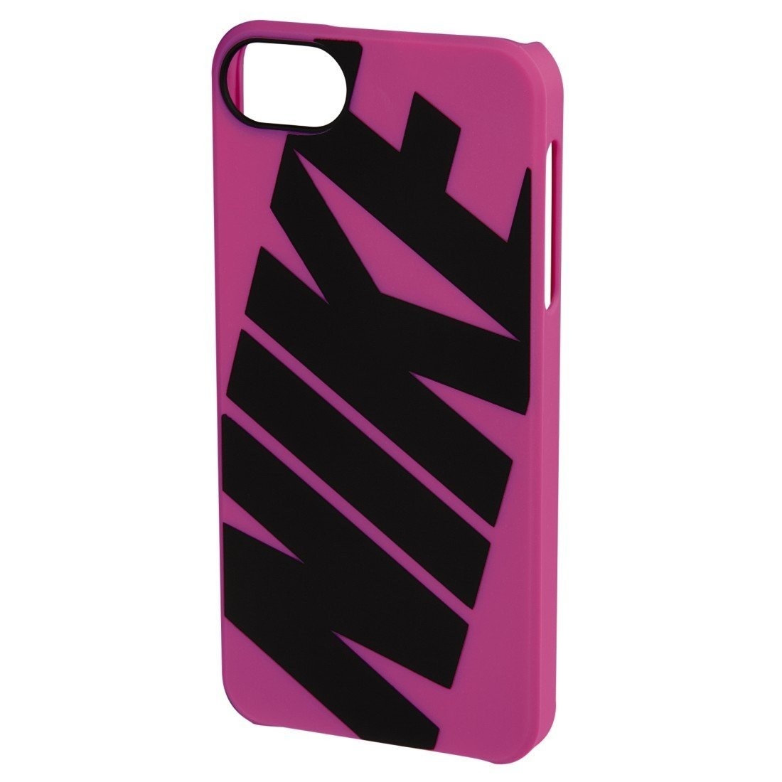 Здрав розов кейс Nike за Apple iPhone 5/5s с черно лого Nike