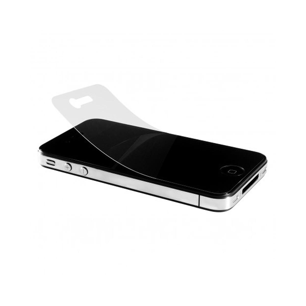 Прозрачен защитен протектор Artwizz ScratchStopper за Apple iPhone 4