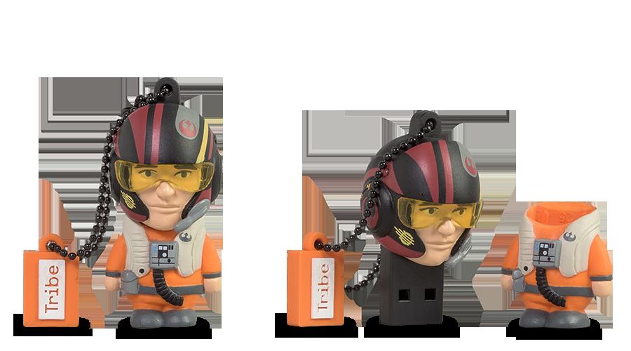 USB памет Tribe Star Wars Poe 16GB