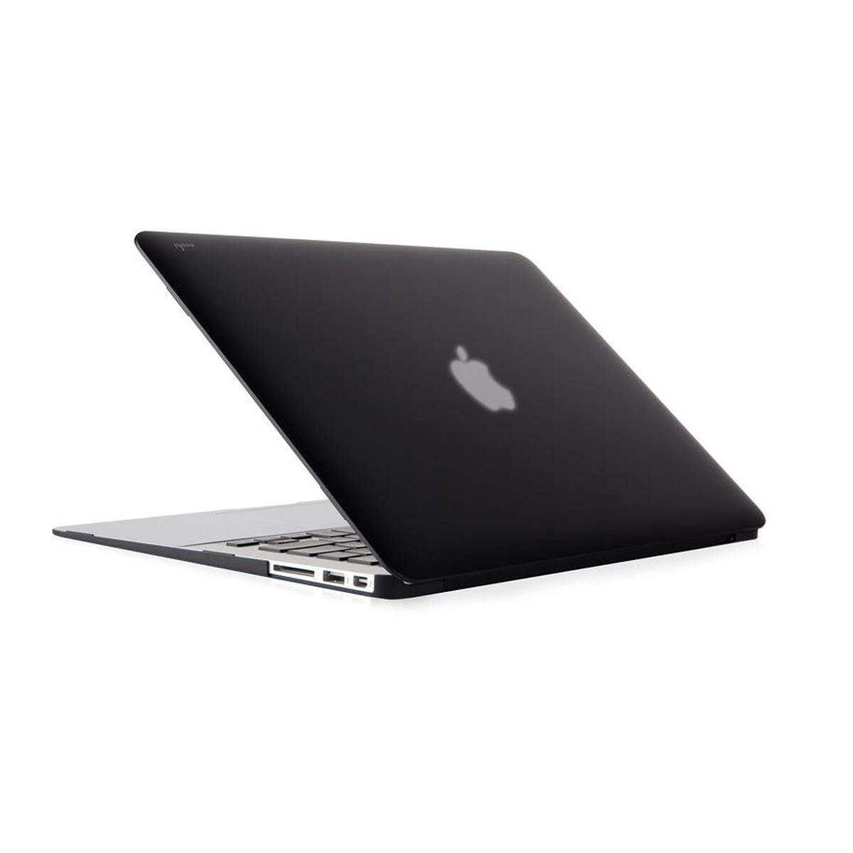 """Черен защитен кейс Moshi iGlaze за Apple MacBook Air 13"""""""