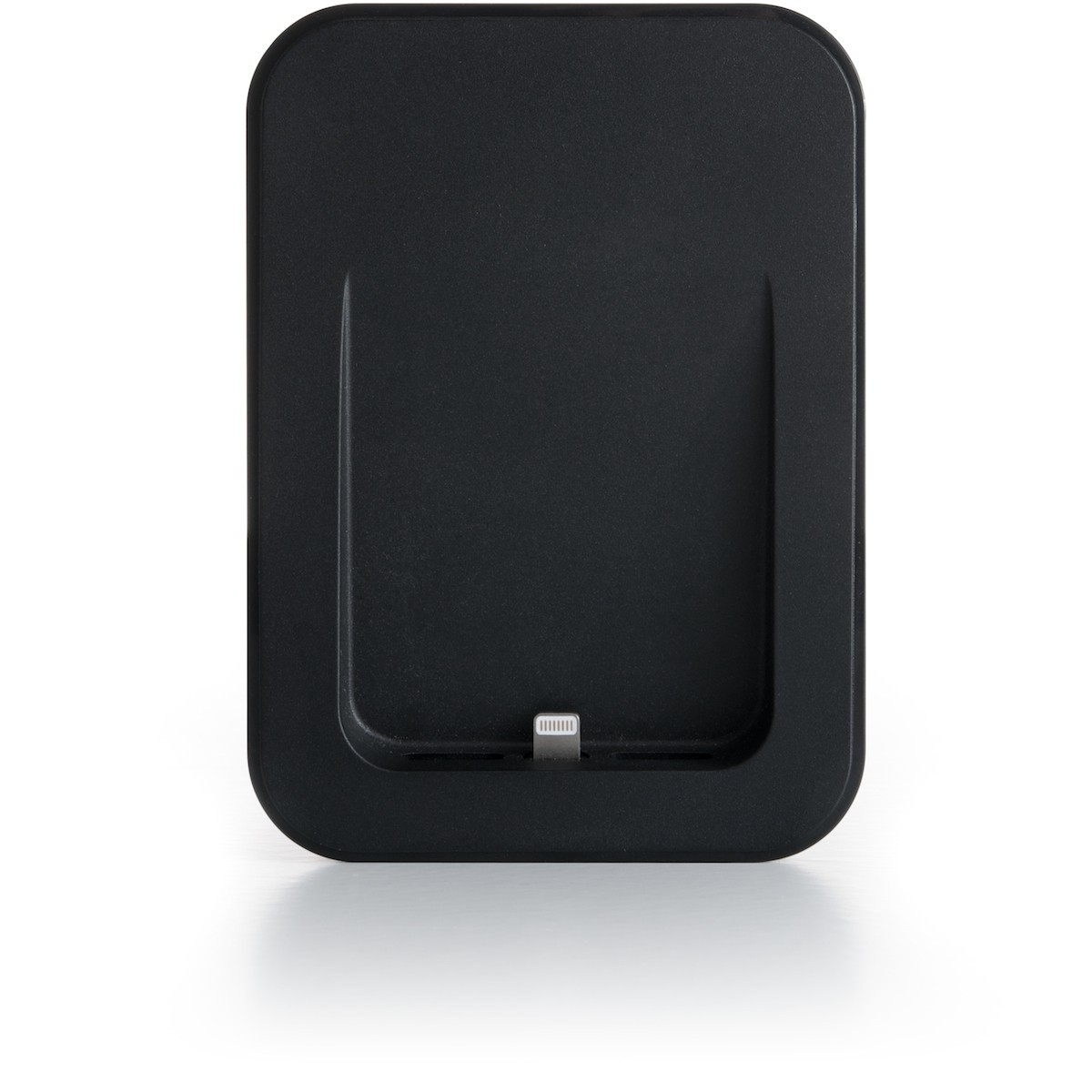 Черна Lightning докинг станция Saidoka за смартфон iPhone 5 от BlueLounge
