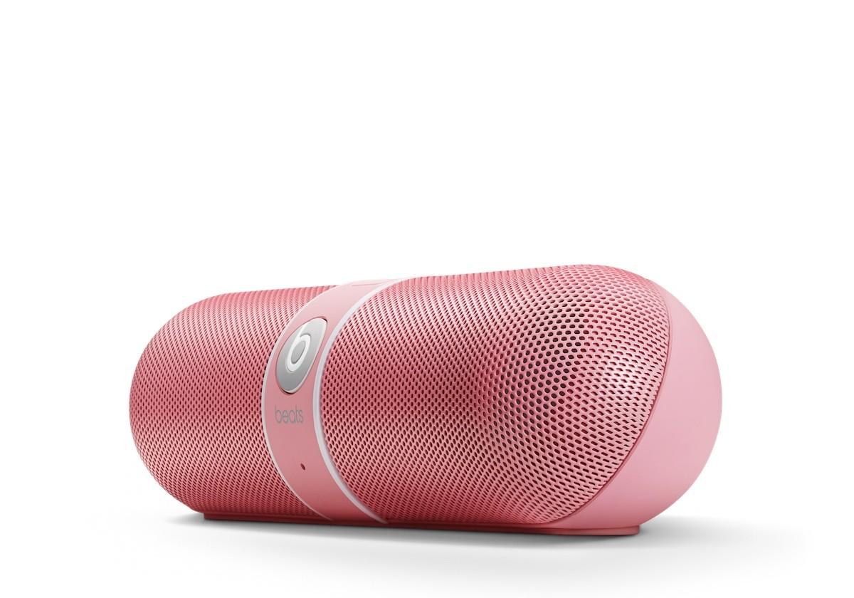 Розова портативна колонка Beats Pill 2.0 с Bluetooth