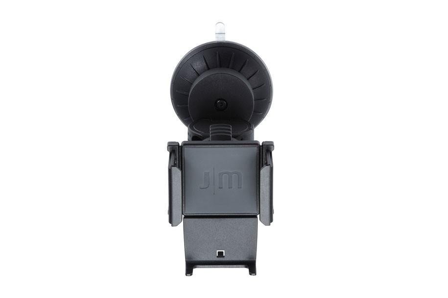 Черна универсална стойка за автомобил Xtand Go на Just Mobile за смартфони до 3,5''