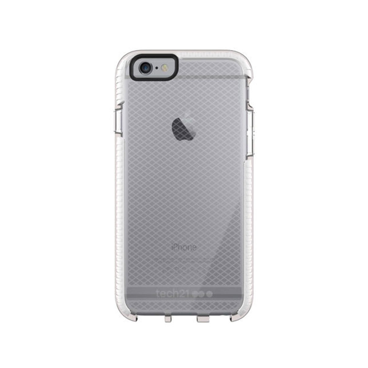 Прозрачен кейс Evo Check от Tech21 за смартфон Apple iPhone 6/6s