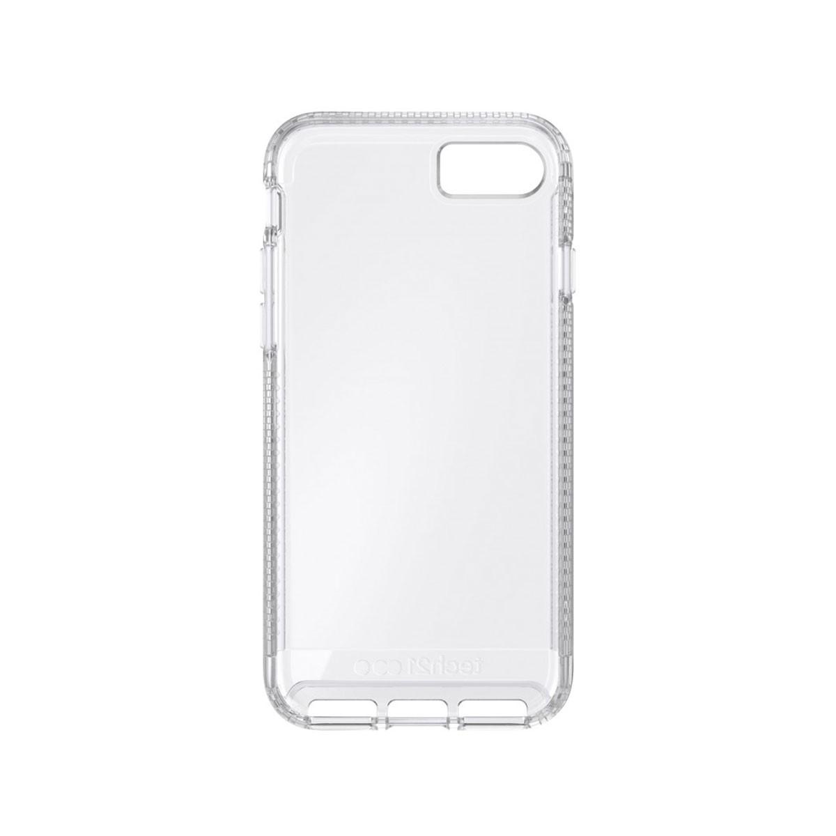 Прозрачен кейс Impact Clear от Tech21 за смартфон Apple iPhone 7