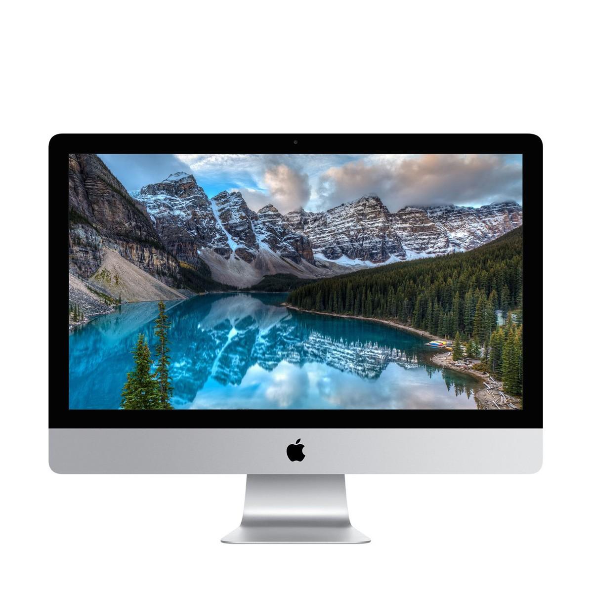 """Настолен компютър iMac 27""""с 8 GB памет и Core i5 3.3GHz"""