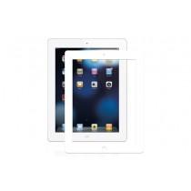 Бял протектор iVisor AG за таблет iPad 2 от Moshi