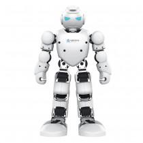 Бял мултифункционален робот Alpha1 Pro Humanoid от UBITECH