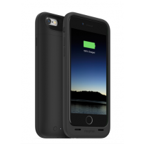 Mophie - Rechargeable External Battery Case made for iPhone 6 (3300 mAh) - Black