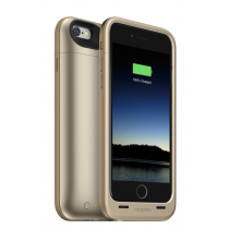 Mophie - Rechargeable External Battery Case made for iPhone 6 (3300 mAh) - Gold