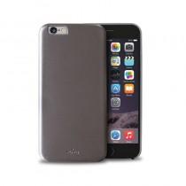 Сив защитен кейс Puro Vegan за iPhone 6