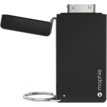 Mophie - Juice Pack Reserve 2nd Gen. External battery 30pin,700mAh - Black