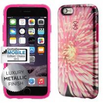 Розов защитен кейс Candyshell Inked на Speck за iPhone 6/6s, Luxury Edition - луксозна колекция