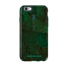 Защитен кейс Candyshell Inked на Speck за iPhone 6/6s с шарка в зелено и черно