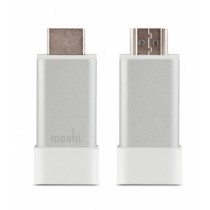 Moshi HDMI to VGA Adapter with Audio - Silver