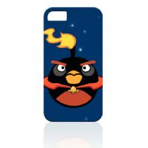 Пластмасов кейс Gear4 за Apple iPhone 5 с Angry Birds тема