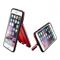 Червен сгъваем кейс QDOS за Apple iPhone 6