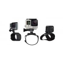 Комплект от приставки The Strap за носене на видео камера GoPro на ръка или крак
