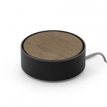 Native Union Eclipse Charger Wood Black
