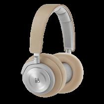 Beoplay H7 Over-Ear бежови безжични слушалки с рамка и наушници, обхващащи ухото