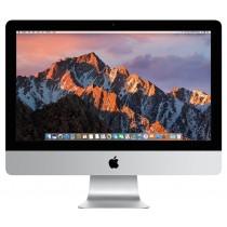 """Настолен компютър iMac 21,5"""" с двуядрен процесор i5 2,3GHz, памет 8GB/1TB, Intel Iris - международна клавиатура"""