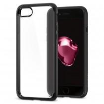 Черен защитен кейс Spigen Ultra Hybrid 2 за iPhone 7 / 8