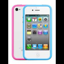 Бъмпер за Apple iPhone 4 - различни цветове