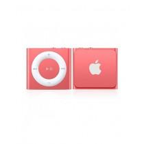 Apple iPod shuffle плейър 2GB (2012) - розов цвят