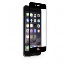 Подсилен протектор за дисплей тип фолио Moshi срещу отблясъци за Apple iPhone 6 с черни краища
