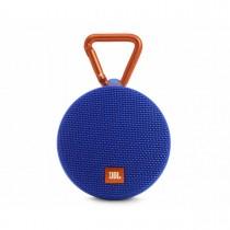 Водоустойчива безжична колонка JBL Clip 2 с карабинер и микрофон
