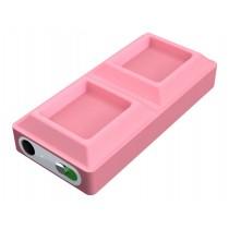 Розов силиконов калъф за iPod Shuffle 3G ChocoShuffle oт SwitchEasy