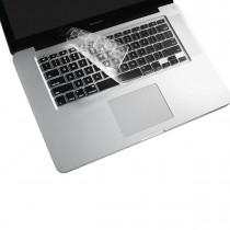 Прозрачен протектор Moshi ClearGuard за европейската клавиатура на Apple MacBook