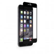 Подсилен прозрачен протектор за дисплей тип фолио Moshi за Apple iPhone 6 Plus с черни краища