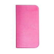 Розов калъф с функция стойка Filo от Tucano за смартфон Apple iPhone 6 Plus