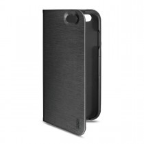 Черен калъф тип портфейл с функция стойка FolioJacket от Artwizz за смартфон Apple iPhone 7 Plus