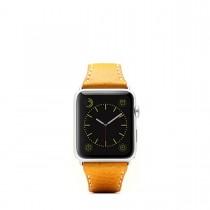 Кожена каишка SLG Design D6 за часовник Apple Watch - различни цветове