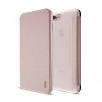 Светлорозов кейс SmartJacket от Artwizz за смартфон Apple iPhone 7 Plus