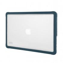 Син подсилен кейс Dux от STM за лаптоп Apple MacBook 15''