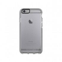 Прозрачен кейс със сиви краища Evo Mesh от Tech21 за смартфон Apple iPhone 6/6S