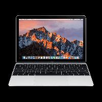 "Сребрист лаптоп Apple MacBook"" с двуядрен 1,3GHz Intel Core i5 процесор, 512GB SSD памет - българска клавиатура"