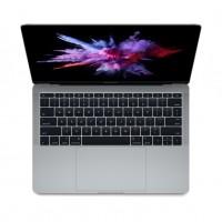 "Тъмносив Apple MacBook Pro 13"" с двуядрен Intel Core i5 процесор, памет 256GB - българска клавиатура"