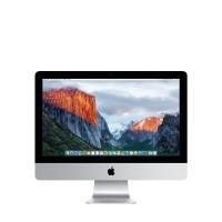 """Настолен компютър iMac 21.5"""" с 8 GB памет и Core i5 1.6GHz процесор - българска клавиатура"""