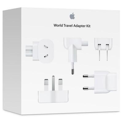 Souprava cestovních adaptérů Apple World Travel Kit
