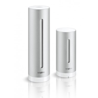 Netatmo Urban Weather station - meteostanice
