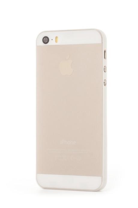 EPICO TWIGGY MATT, kryt pro iPhone 5/5s, průhledný