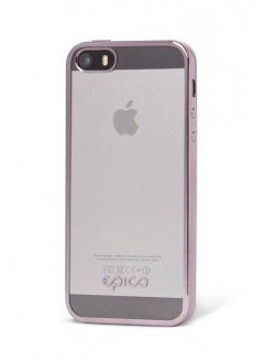 EPICO BRIGHT for iPhone 5/5S/SE - space gray