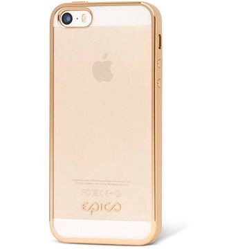 EPICO BRIGHT for iPhone 5/5S/SE - gold