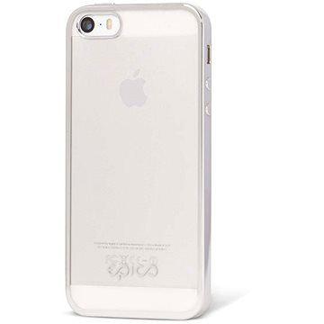 EPICO BRIGHT for iPhone 5/5S/SE - silver